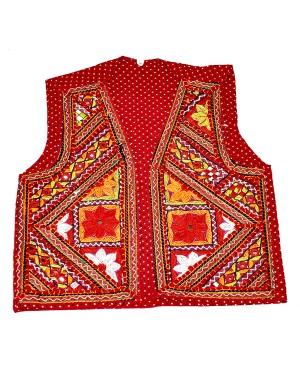 Kutch Qasab Paka Work Embroidered Boys Jacket KQ19