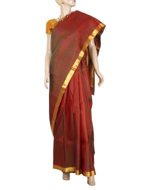 Kanchivaram Pure Silk Saree PS48