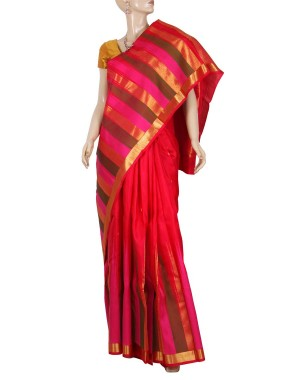 Kanchivaram Pure Silk Saree PS51