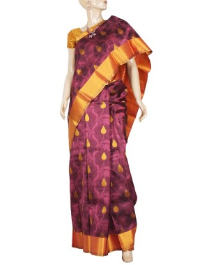 Kanchivaram Pure Silk Saree PS57