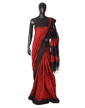 Kolkata Silk Print And Sivori Saree KSC570