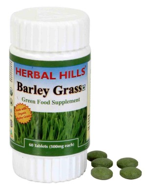 Barley Grass HHS118 (120 Tablets)
