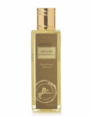 Biobloom After Bath Oil - Sandalwood And Patchouli - (No LLP/Other Petrochemicals) BIO139