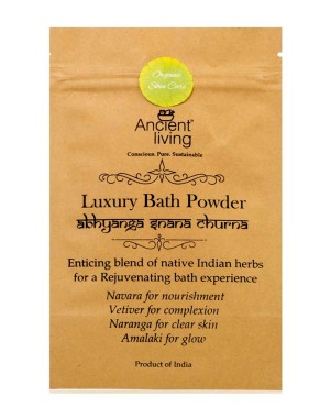 Ancient Living Luxury Bath Powder AL62