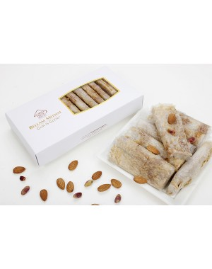 Almond House Bellam Dry Fruit Pootharekulu AH192 (6 Piece)