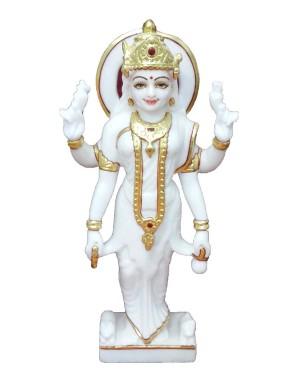 "Parvati Mata Murti 18"""
