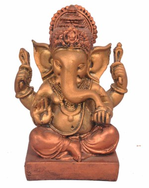 Small Antique Ganesha GS18