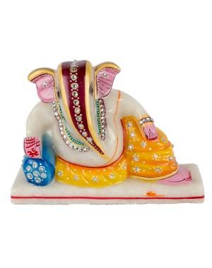 Marble Ganesha AAG39