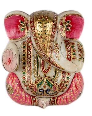 Marble Ganesha AAG47