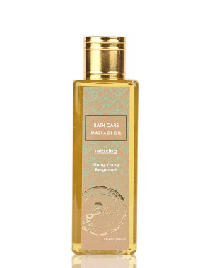 Biobloom Natural Massage Oil - Relaxing BIO153
