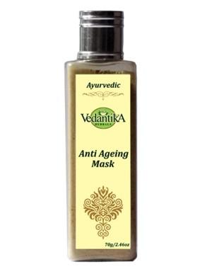 Vedantika Herbals Anti Ageing Mask VH163