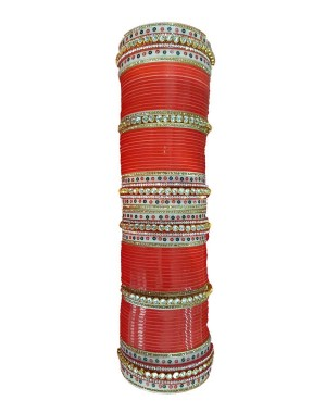 Shakti Wedding Bridal Chura SWC16