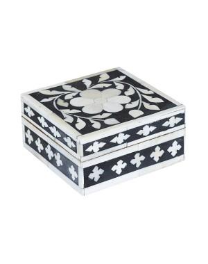 Bone Inlay Box SAN164