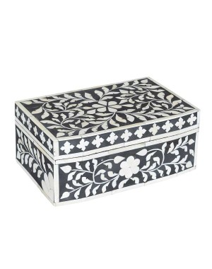 Bone Inlay Box SAN165
