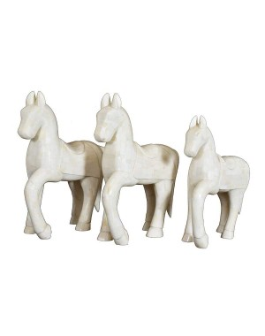 Set of Two Horses SAN228