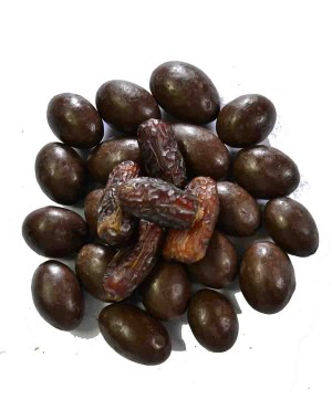 Leeve Dry Fruits Chocolate Coated Dates LD165