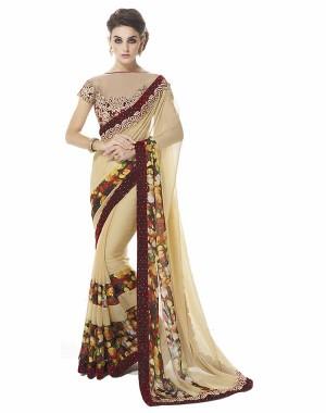 Nayonika Exotic Portrait Sheer Elegance Designer Saree 237