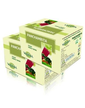 Vedantika Herbals Panchamrita Energy Drink Combo Pack VH240