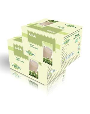 Vedantika Herbals Amla Energy Drink Combo Pack VH241