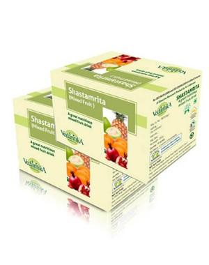Vedantika Herbals Shastamrita Energy Drink Combo Pack VH242