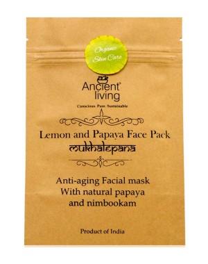 Ancient Living Lemon And Papaya Face Pack AL58