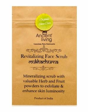 Ancient Living Revitalizing Face Scrub AL61