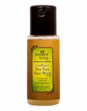 Ancient Living Tea Tree Face Wash AL67