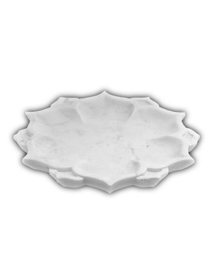 White Marble Bowl HH10
