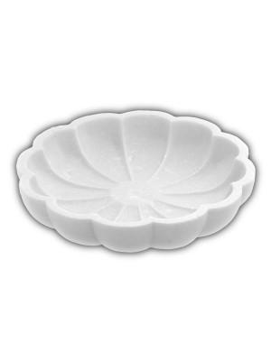 White Marble Bowl/Urli HH12