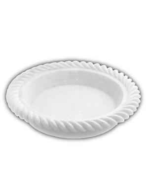 White Marble Bowl/Urli HH14