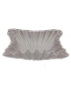 White Marble Bowl/Urli HH36