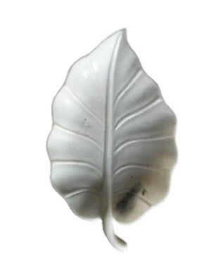 White Marble Leaf HH53