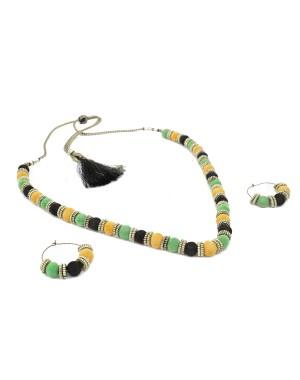 Velvet Beads Set AK03