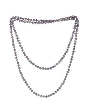 Silver Necklace JM48