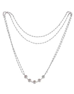 Silver Necklace JM60