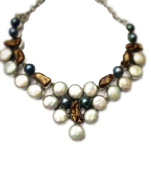 Beads Necklace JM72