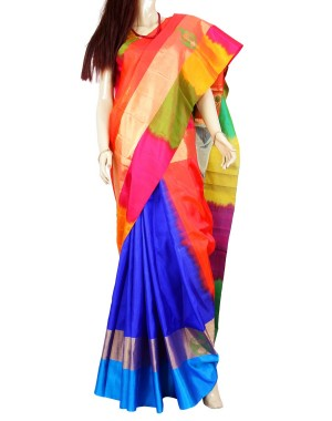 Kanchivaram Pure Silk Saree PS01
