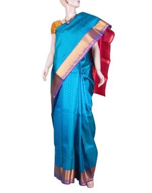 Kanchivaram Pure Silk Saree PS15