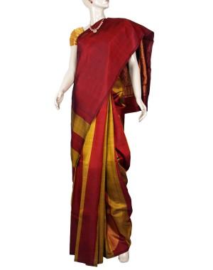 Kanchivaram Pure Silk Saree PS16