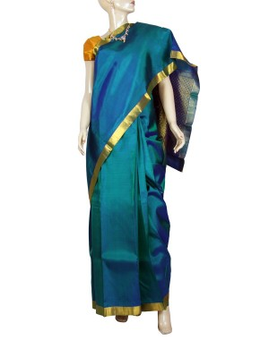 Kanchivaram Pure Silk Saree PS17