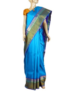 Kanchivaram Pure Silk Saree PS27