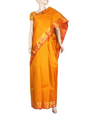 Kanchivaram Pure Silk Saree PS28