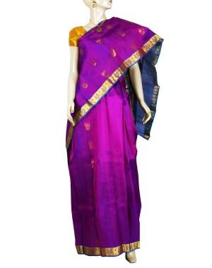 Kanchivaram Pure Silk Saree PS31