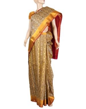 Kanchivaram Pure Silk Saree PS32