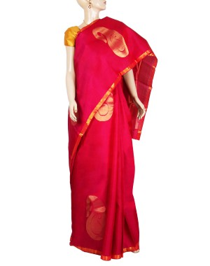 Kanchivaram Pure Silk Saree PS39