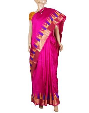 Kanchivaram Pure Silk Saree PS45