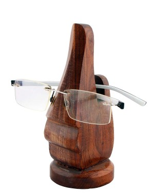 Wooden Spectacle Stand SI18