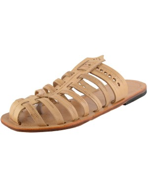 Kolhapuri Men's Leather Chappal KCM33
