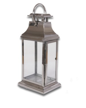Goyal India Stain Less Steel Lantern GI42