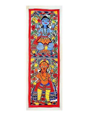 Ganesha & Shiva Painting